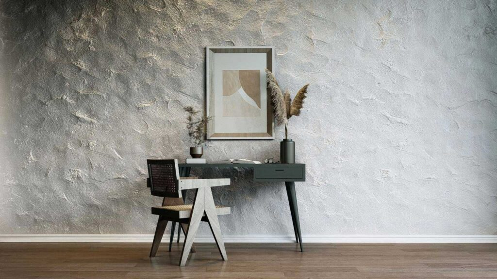 Lumion home plaster wall